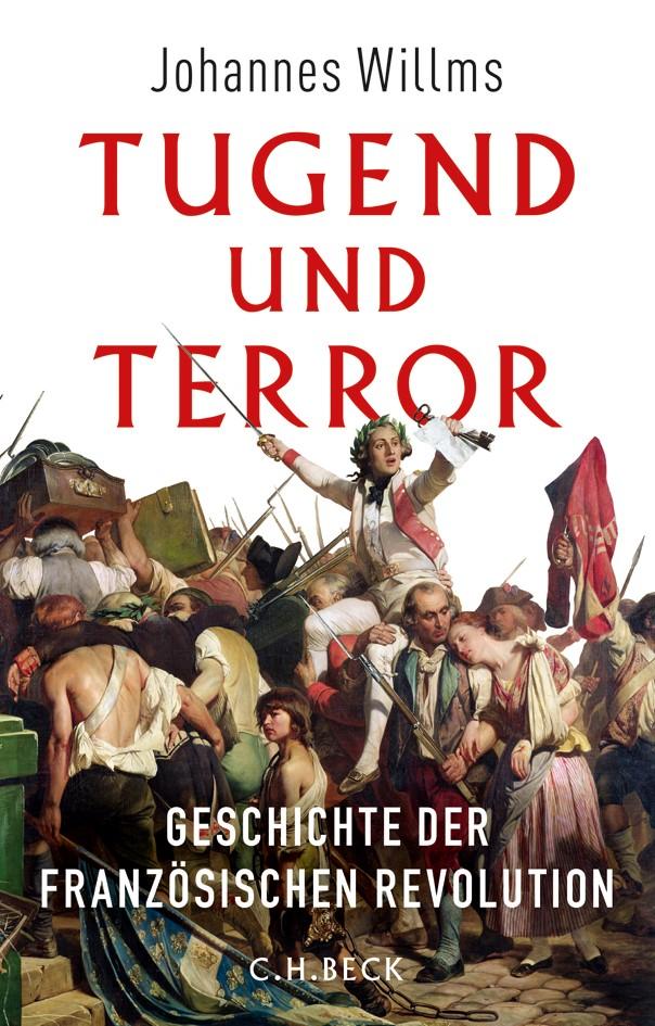 Cover des Buches 'Tugend und Terror'