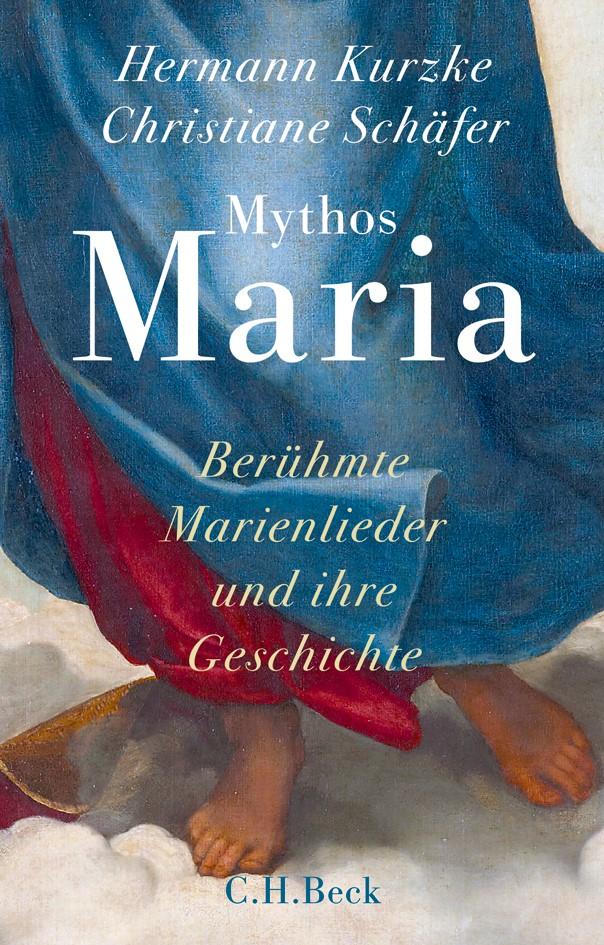 Cover des Buches 'Mythos Maria'