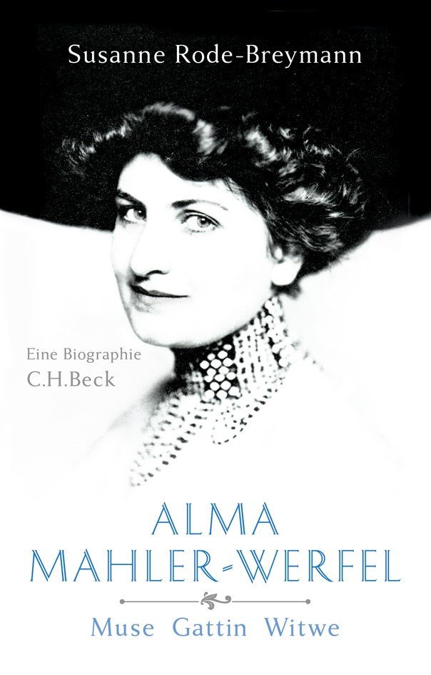 Cover des Buches 'Alma Mahler-Werfel'