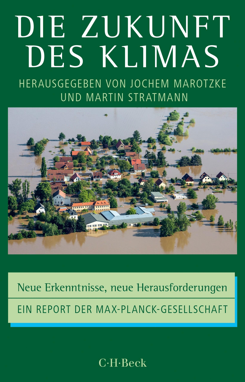 Cover des Buches 'Die Zukunft des Klimas'
