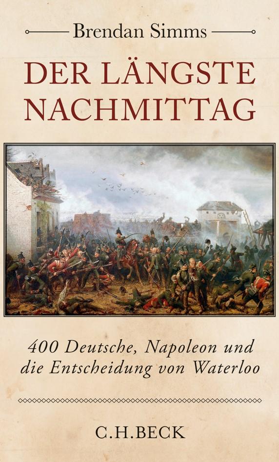 Cover des Buches 'Der längste Nachmittag'