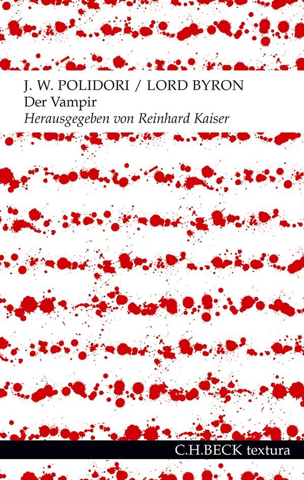 Cover des Buches 'Der Vampir'