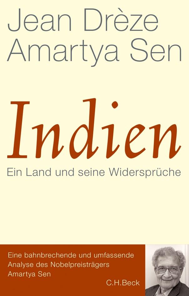 Cover des Buches 'Indien'