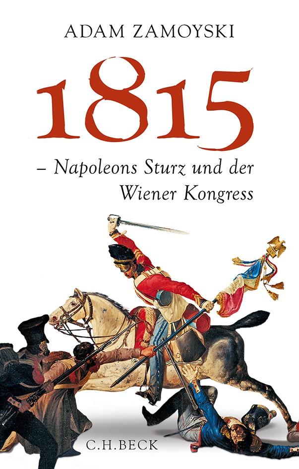 Cover des Buches '1815'