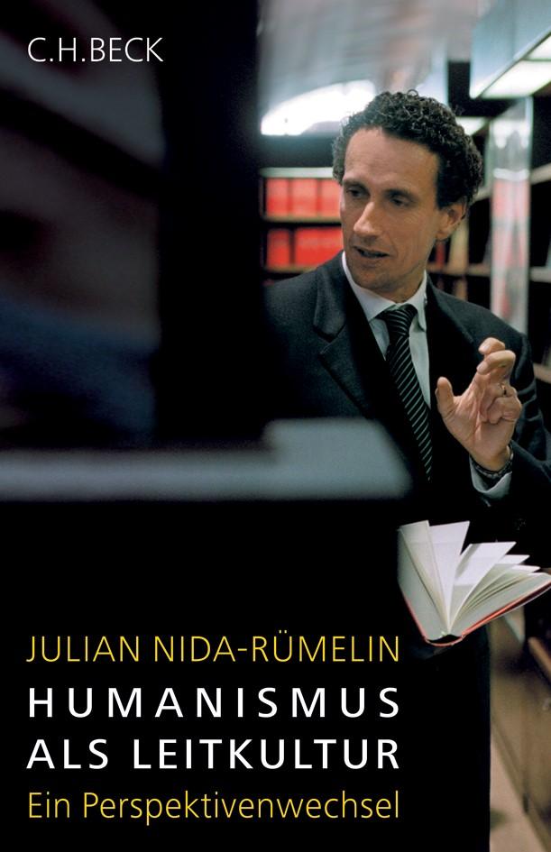 Cover des Buches 'Humanismus als Leitkultur'