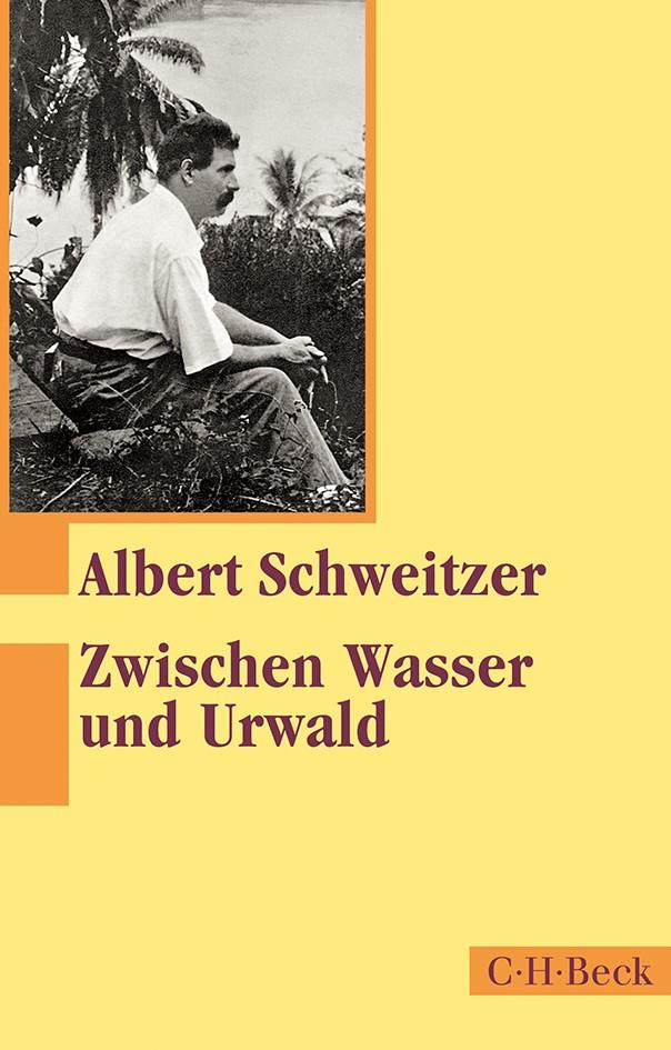 Cover des Buches 'Zwischen Wasser und Urwald'