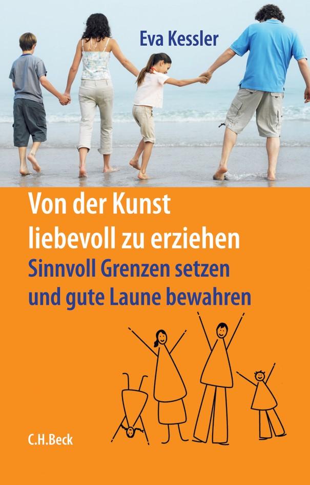 Cover des Buches 'Von der Kunst, liebevoll zu erziehen'