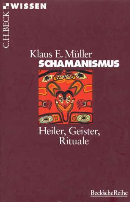 Cover des Buches 'Schamanismus'