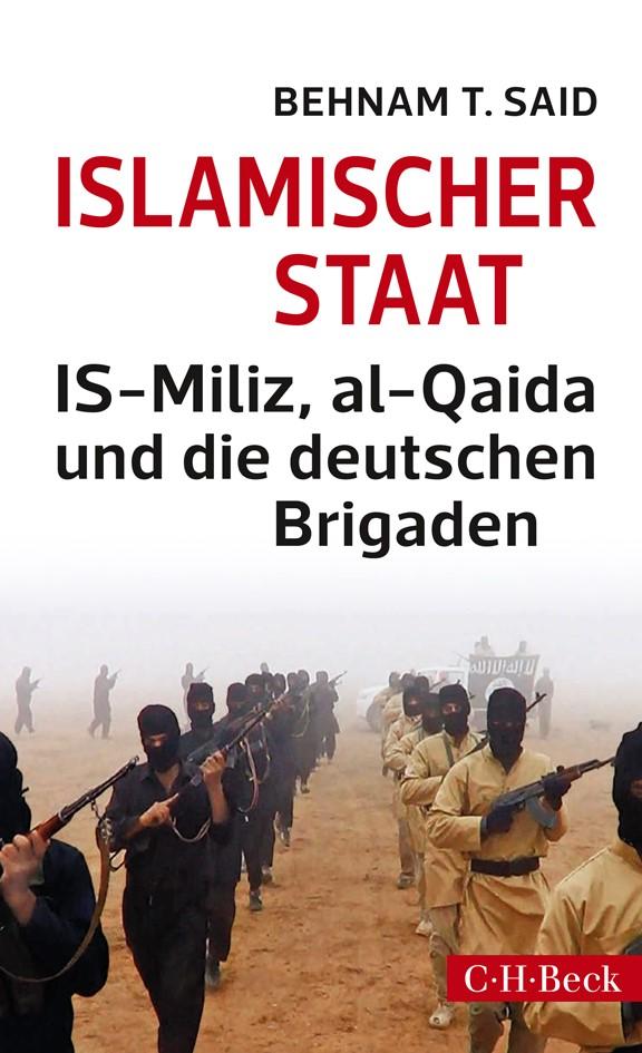 Cover des Buches 'Islamischer Staat'