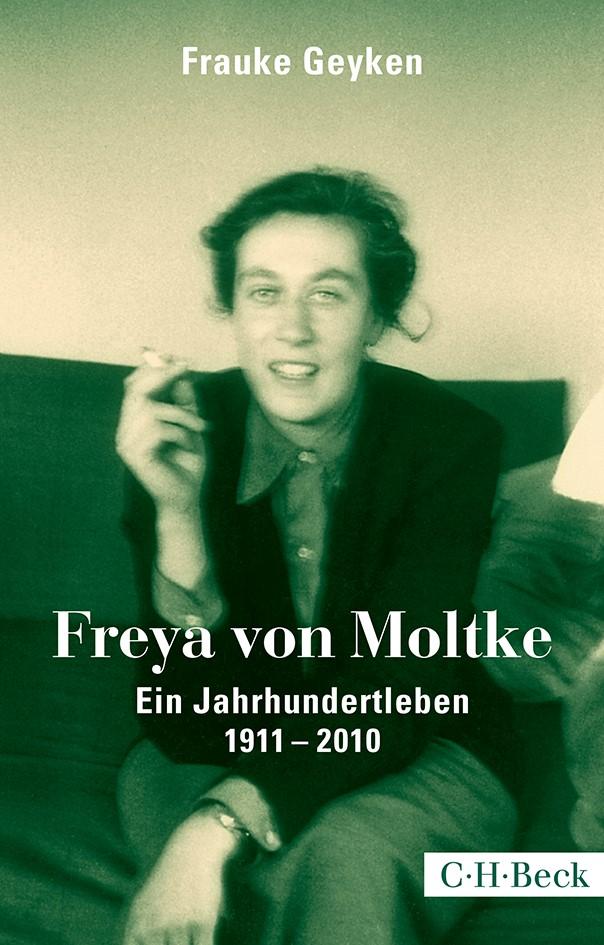 Cover des Buches 'Freya von Moltke'