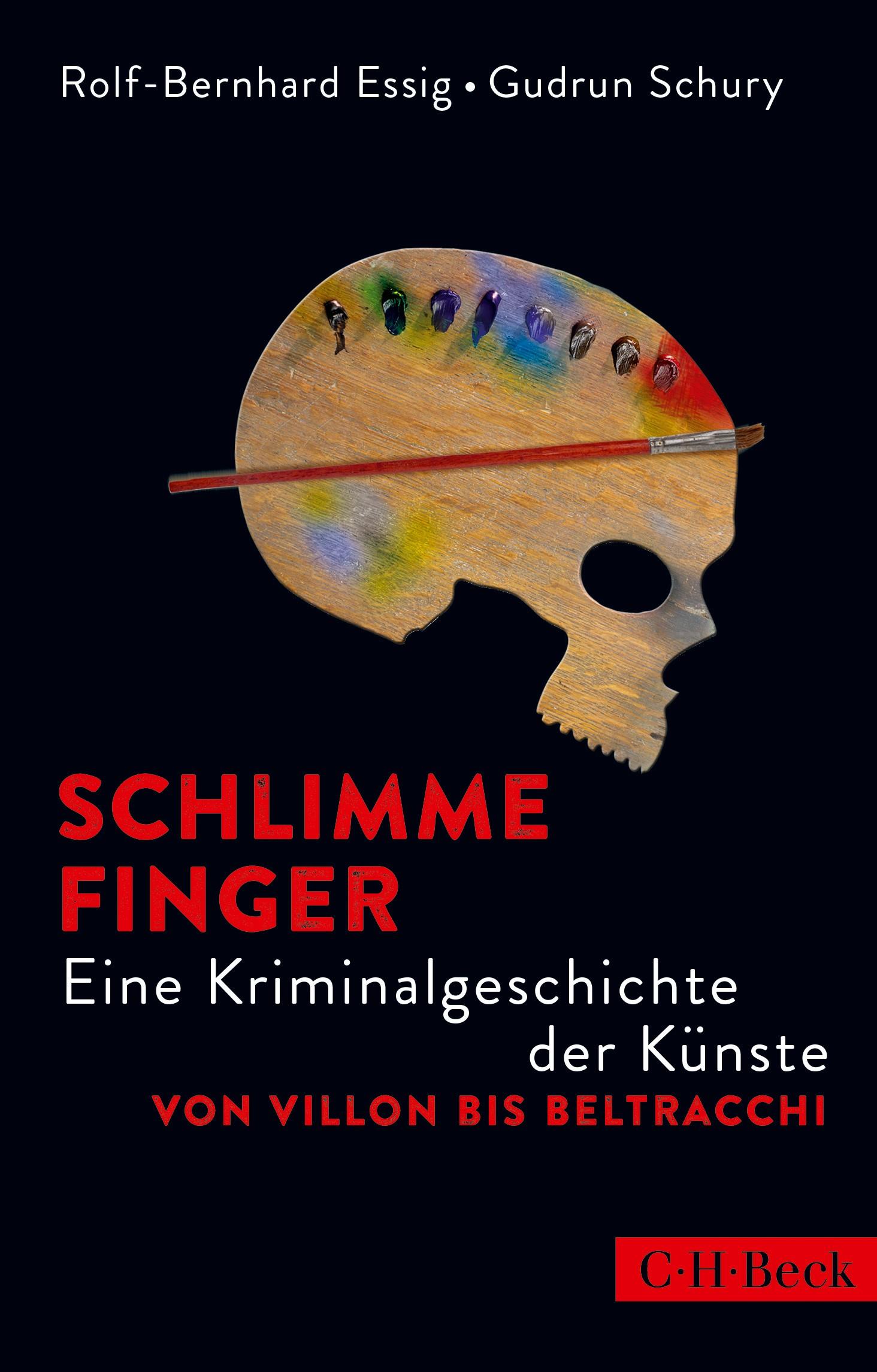 Cover des Buches 'Schlimme Finger'