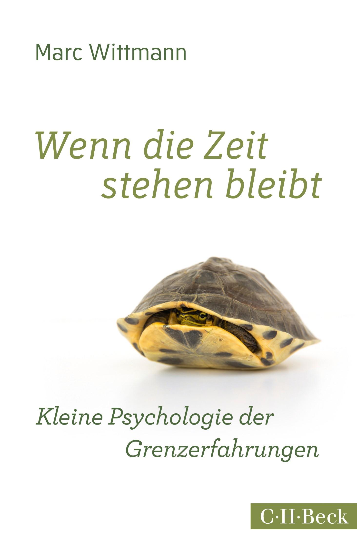 Cover des Buches 'Wenn die Zeit stehen bleibt'
