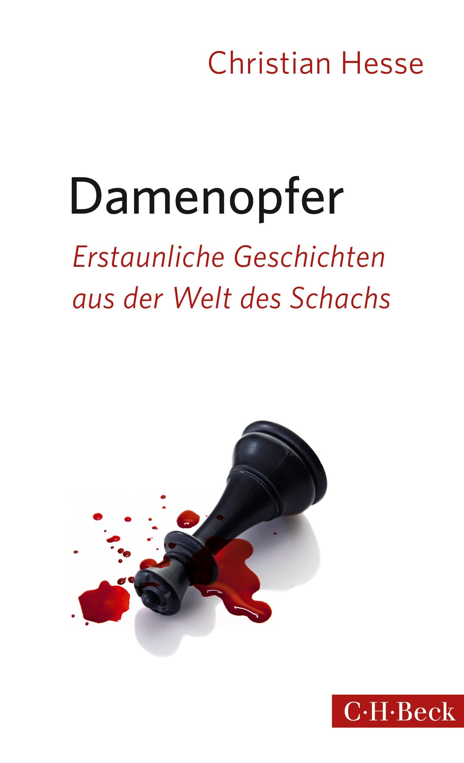 Cover des Buches 'Damenopfer'