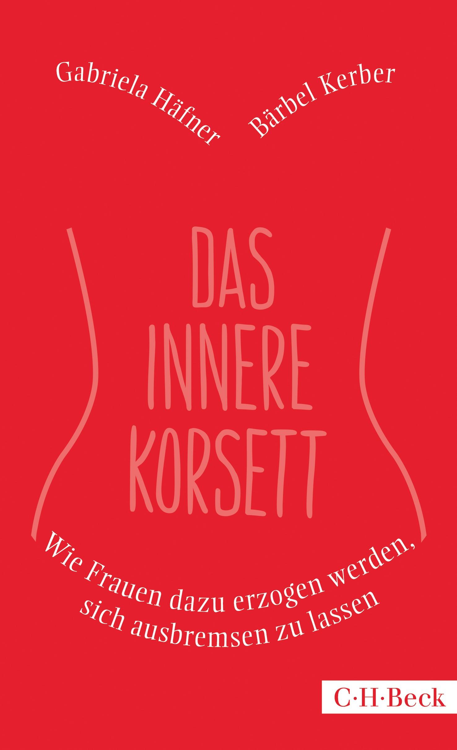 Cover des Buches 'Das innere Korsett'