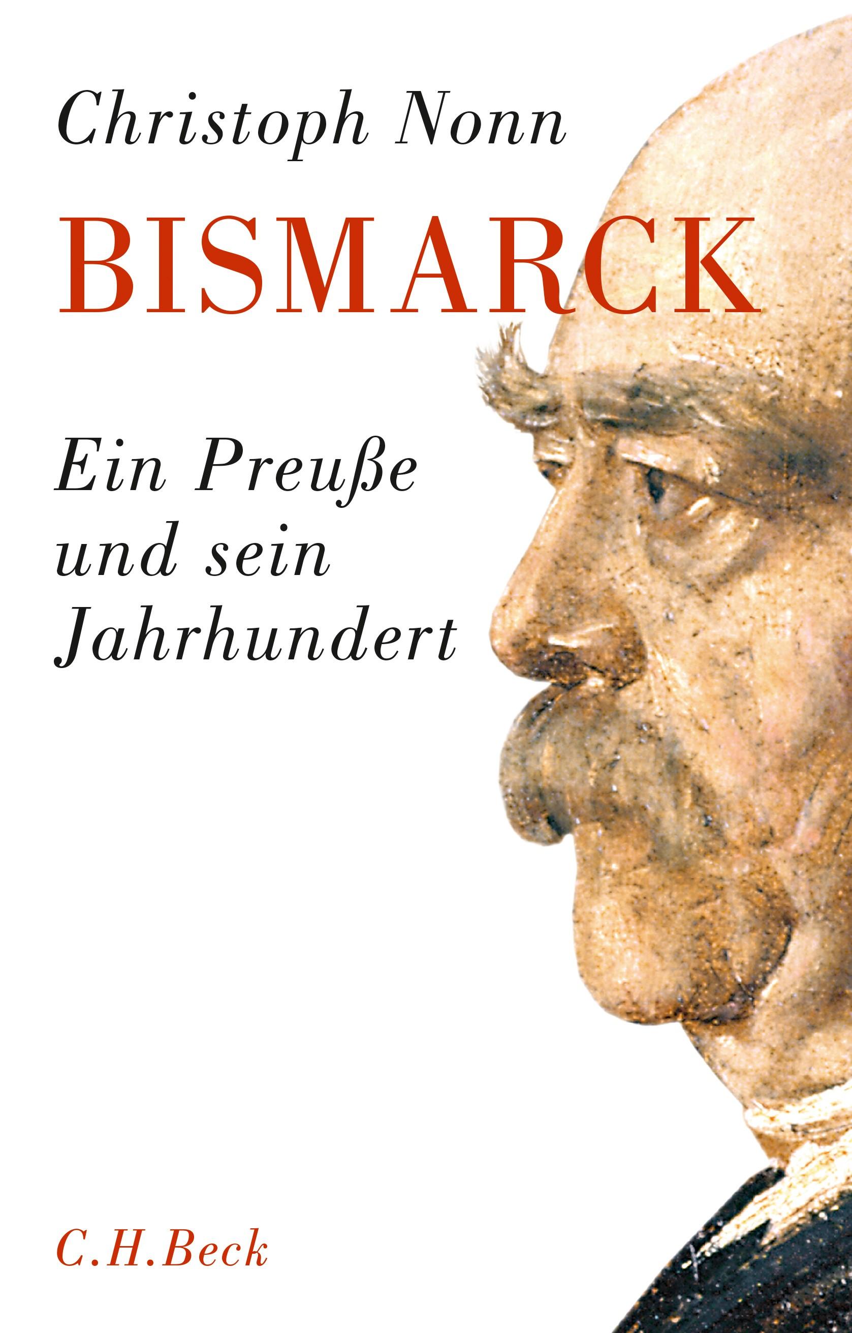 Cover des Buches 'Bismarck'