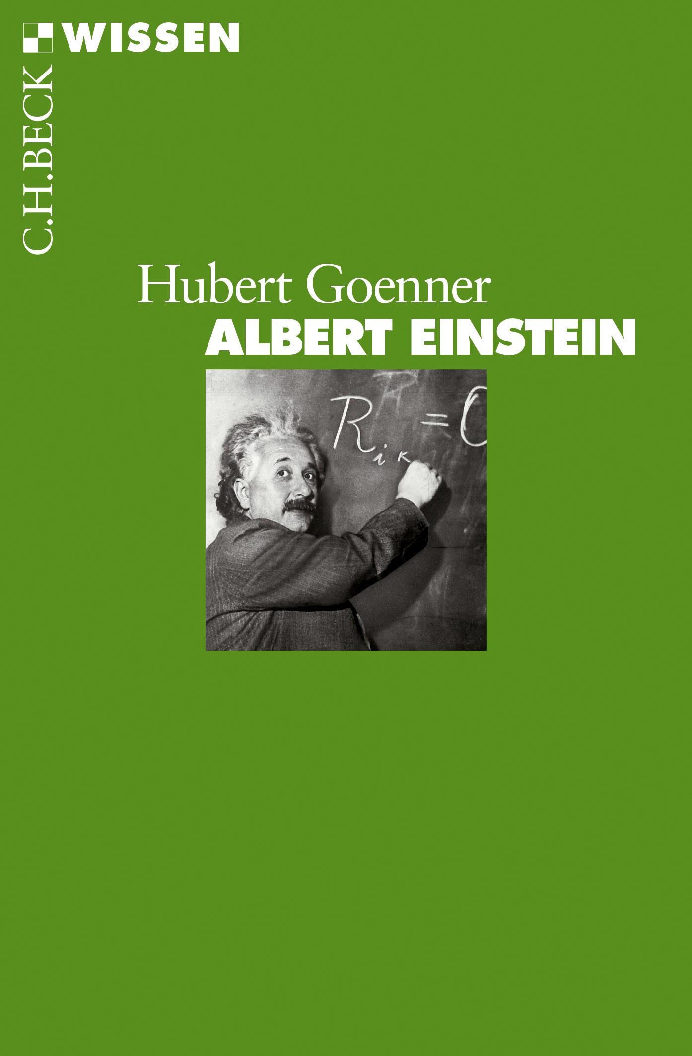 Cover des Buches 'Albert Einstein'