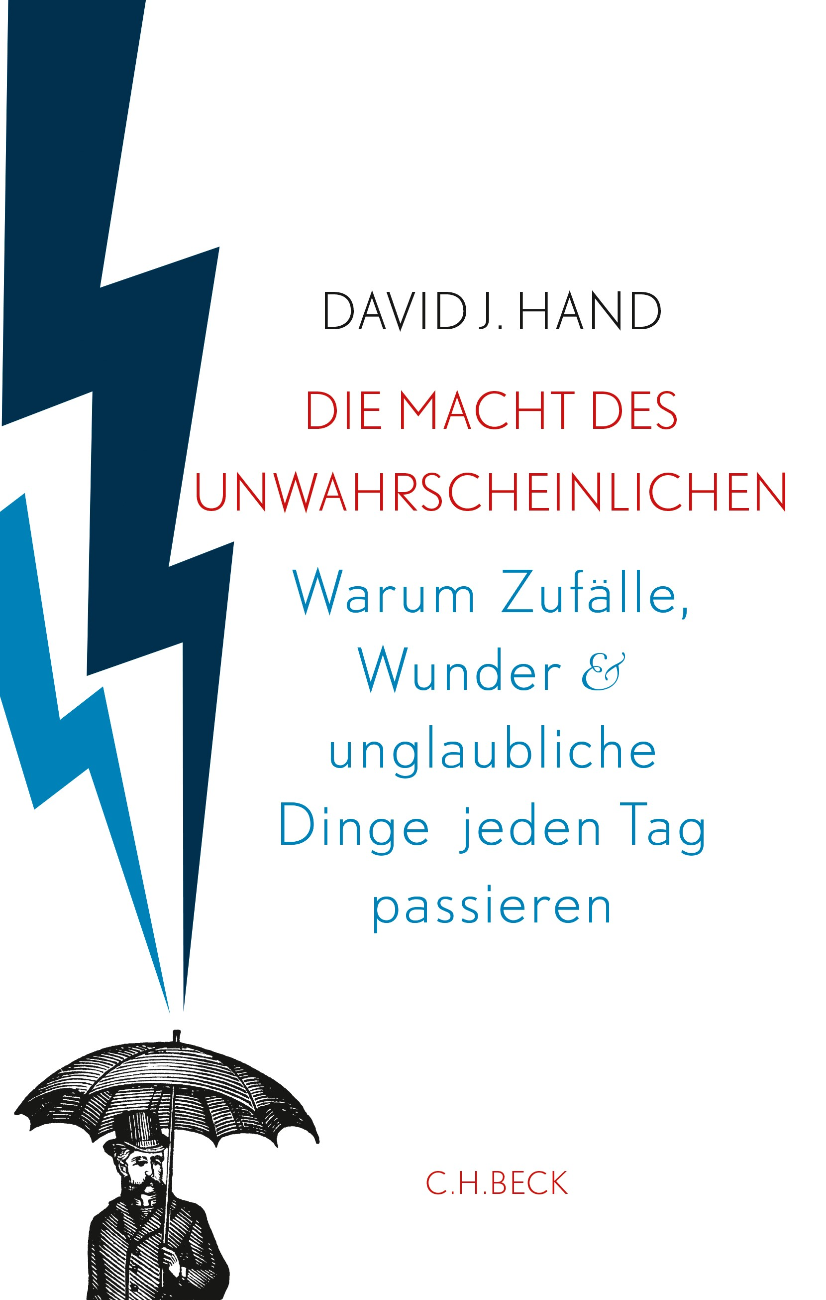 Cover des Buches 'Die Macht des Unwahrscheinlichen'