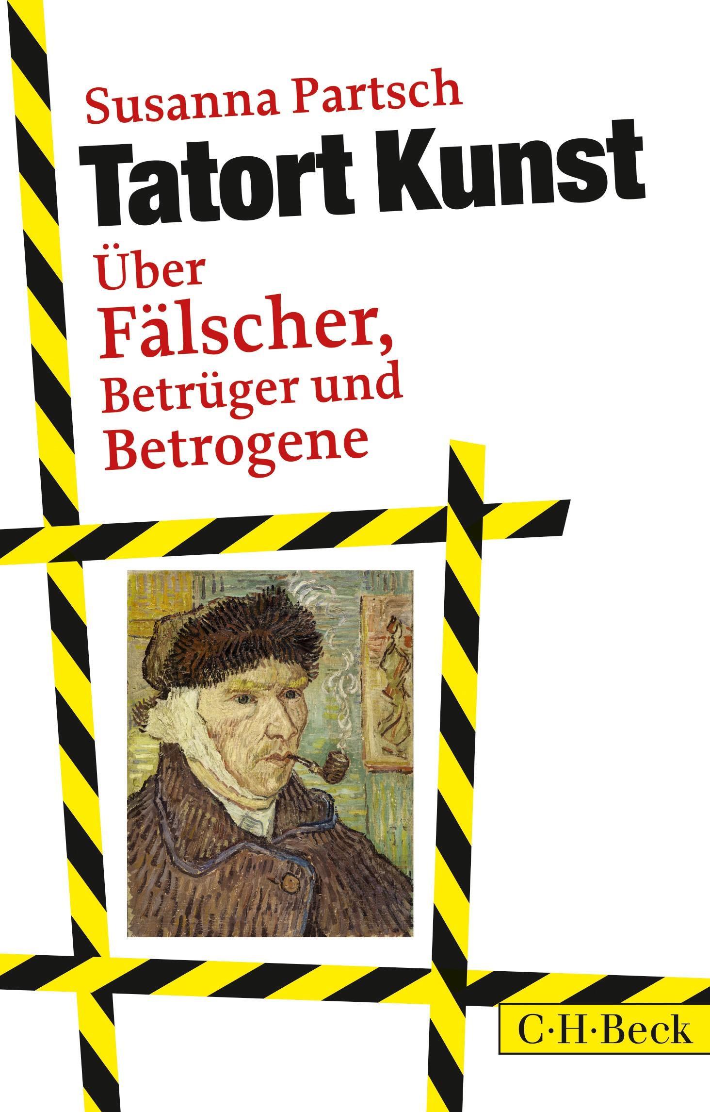 Cover des Buches 'Tatort Kunst'