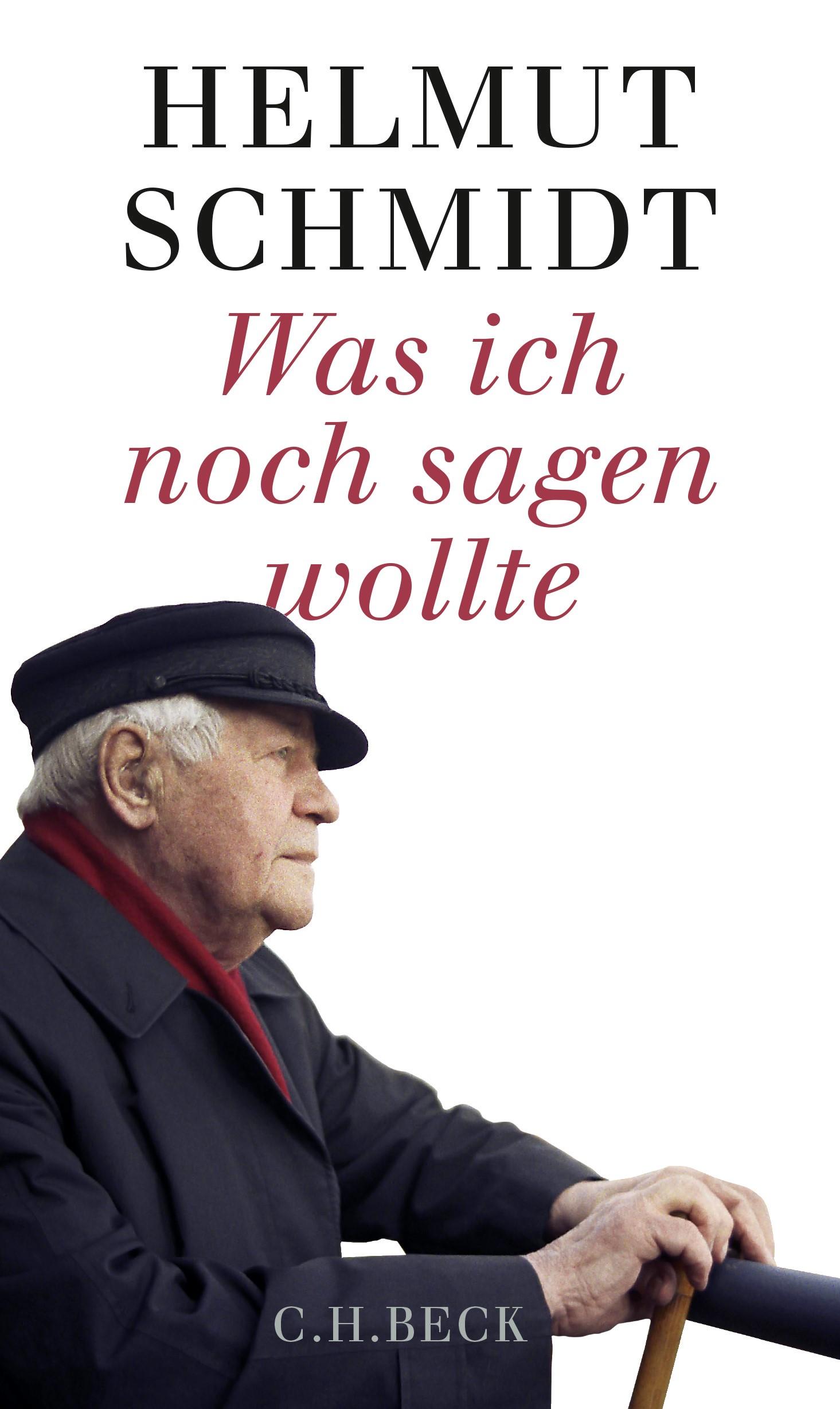 Cover des Buches 'Was ich noch sagen wollte'