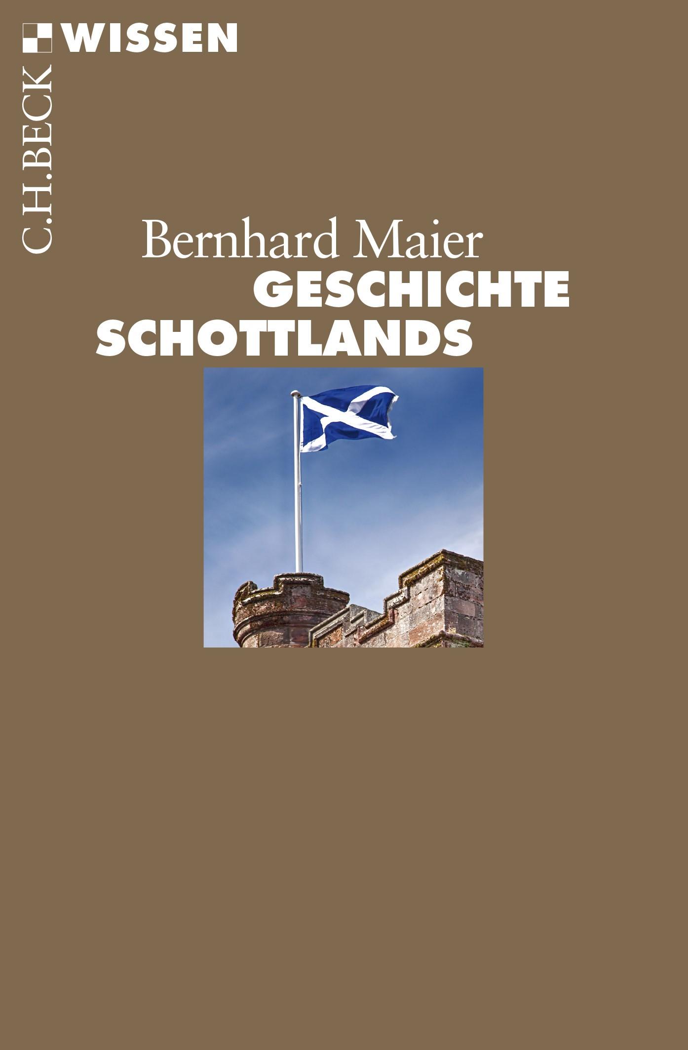 Cover des Buches 'Geschichte Schottlands'