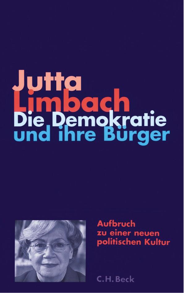 Cover des Buches 'Die Demokratie und ihre Bürger'