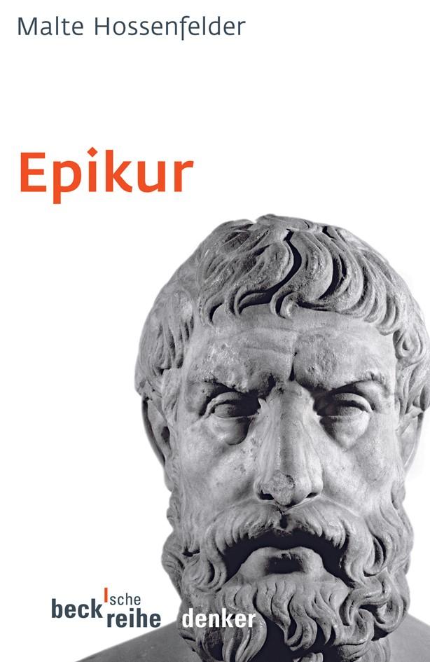Cover des Buches 'Epikur'