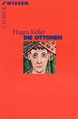 Cover des Buches 'Die Ottonen'