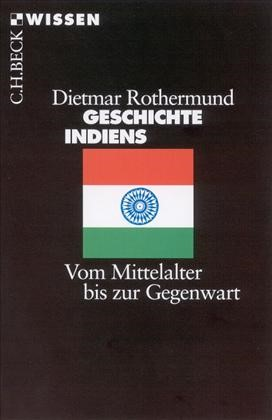 Cover des Buches 'Geschichte Indiens'