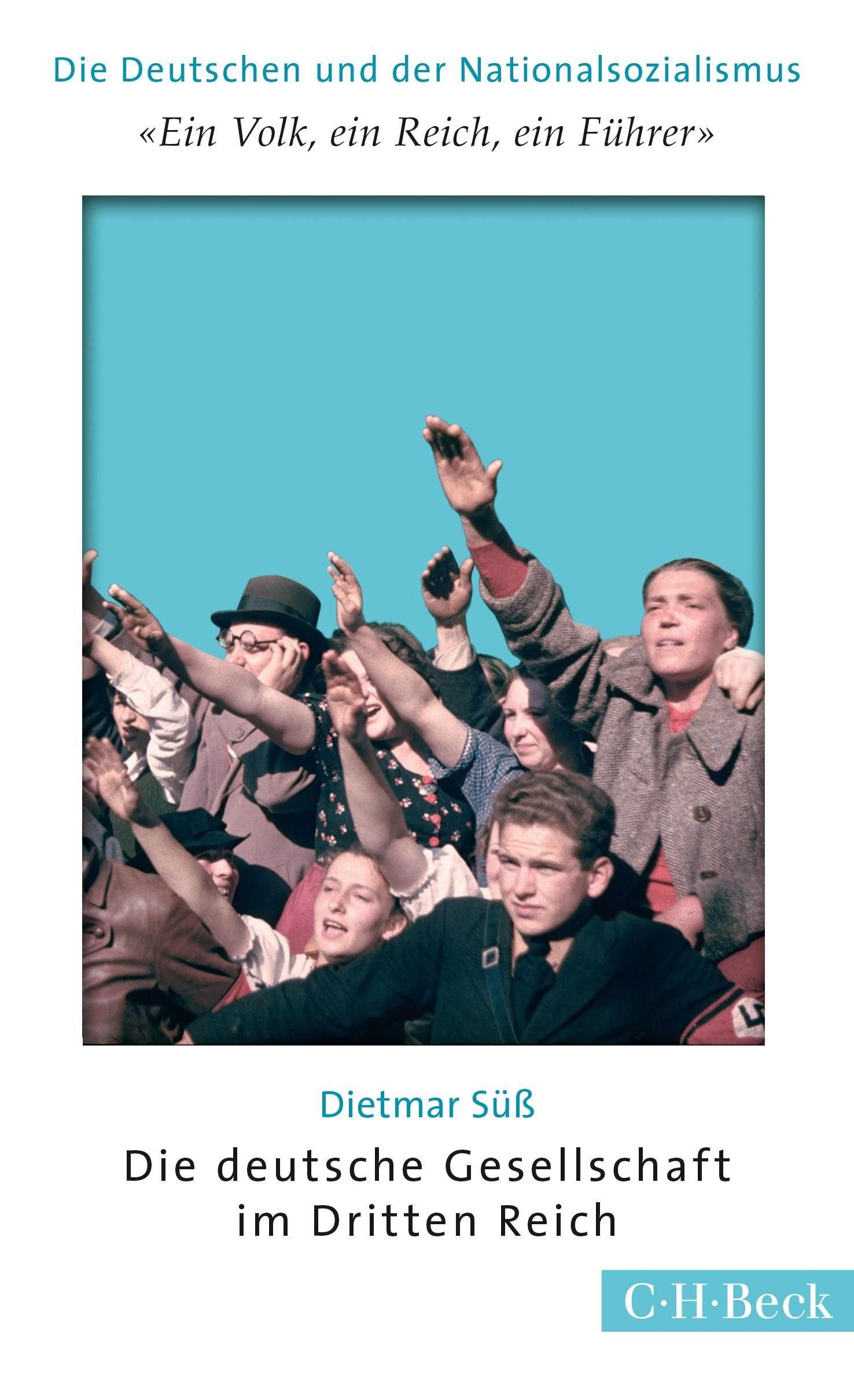 Cover des Buches ''Ein Volk, ein Reich, ein Führer''
