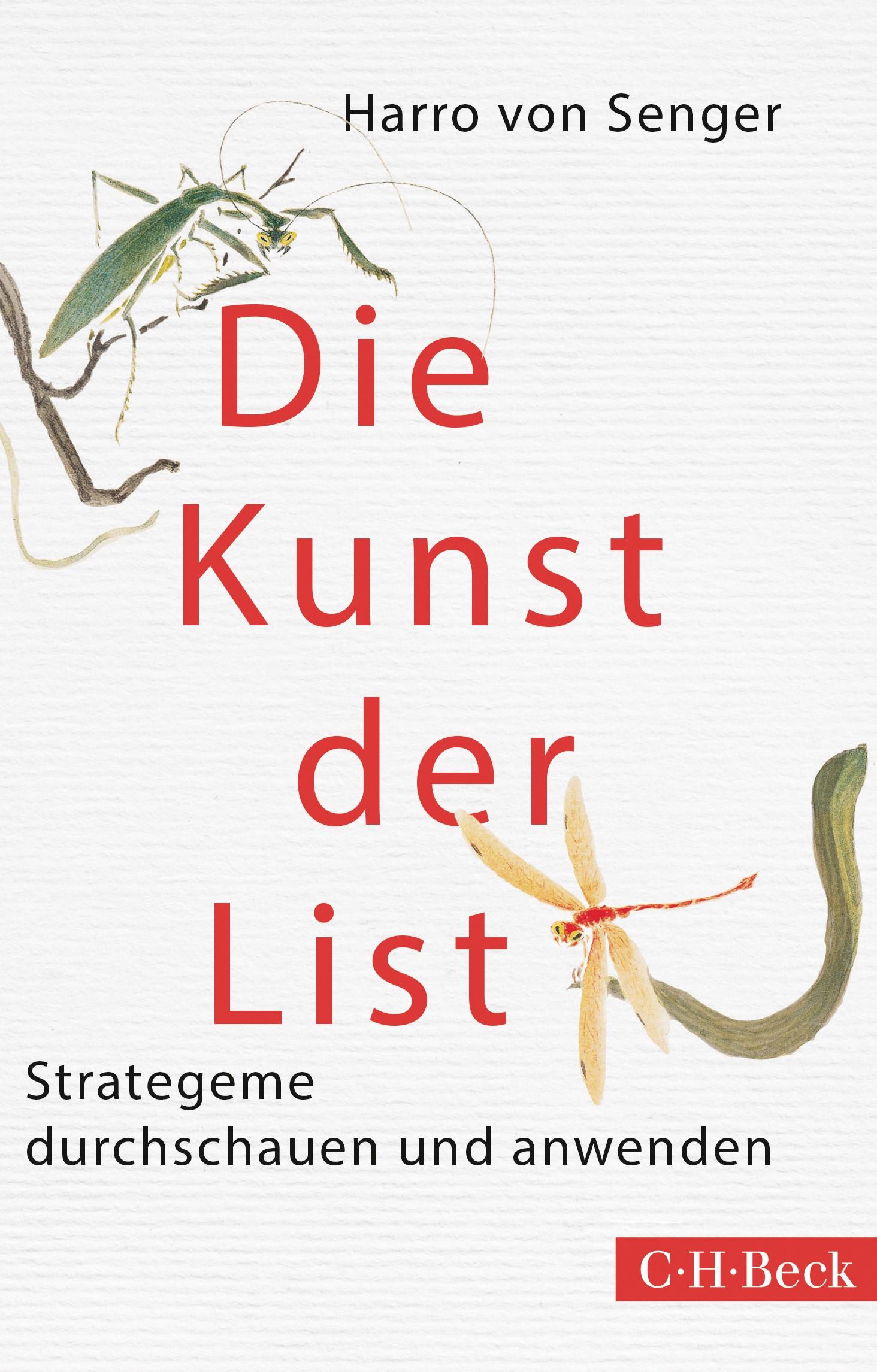 Cover des Buches 'Die Kunst der List'