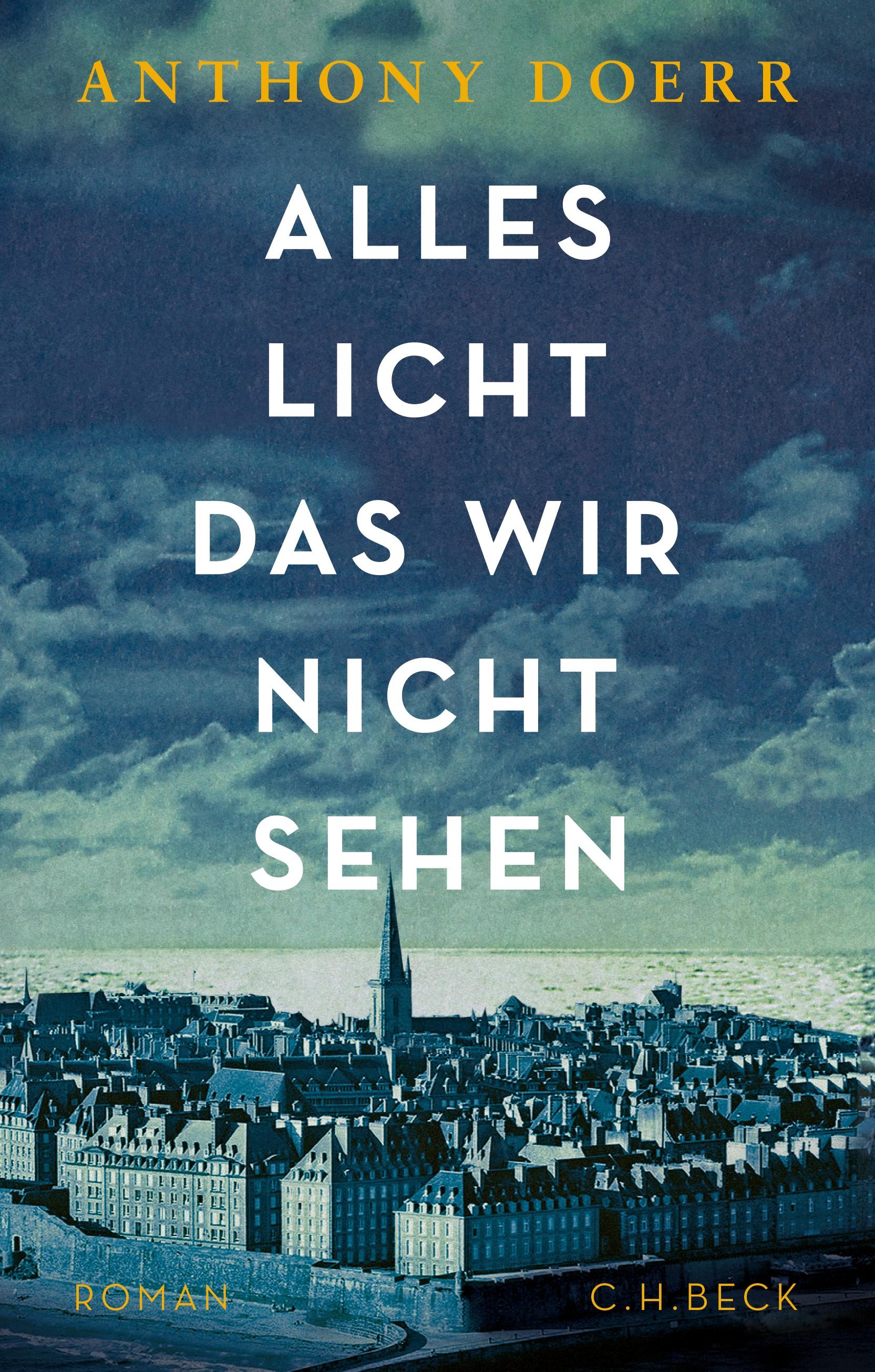 Cover des Buches 'Alles Licht, das wir nicht sehen'