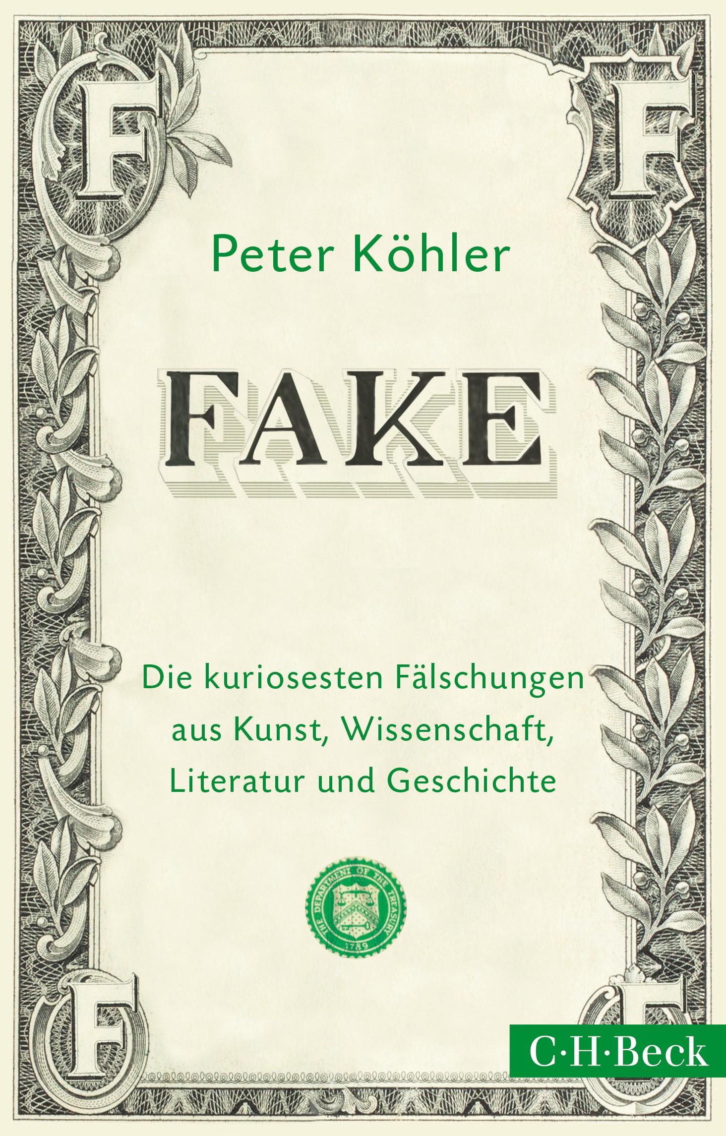 Cover des Buches 'FAKE'