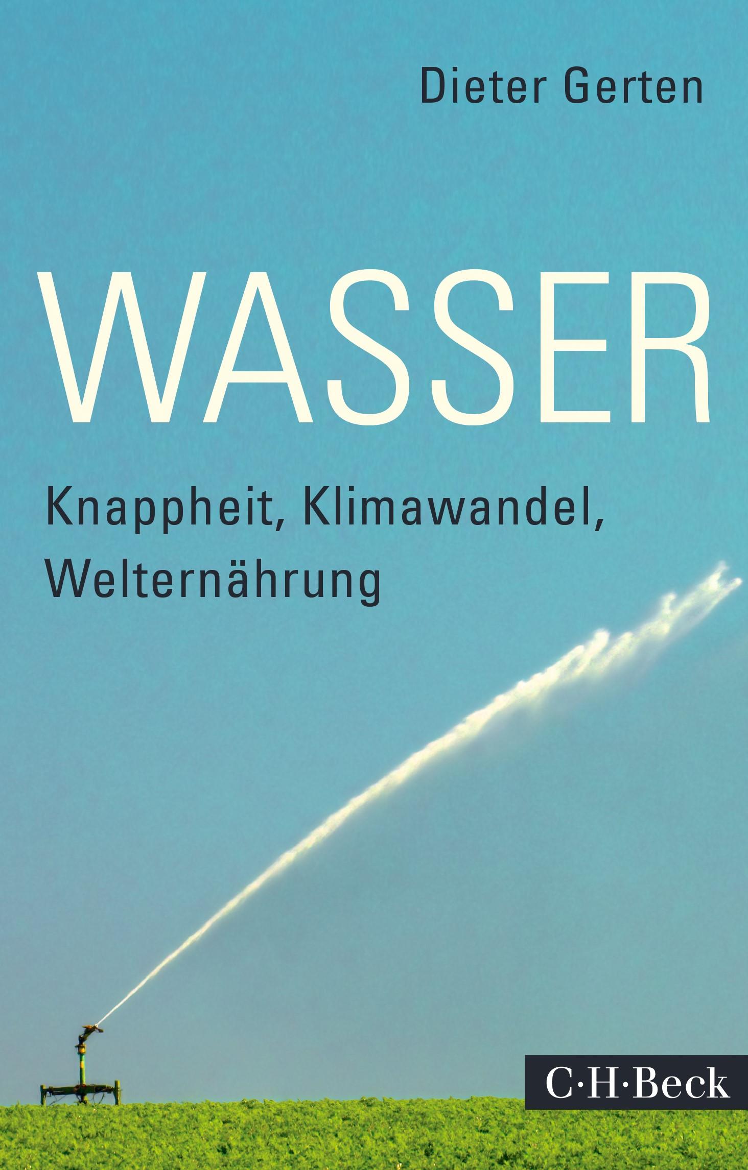 Cover des Buches 'Wasser'