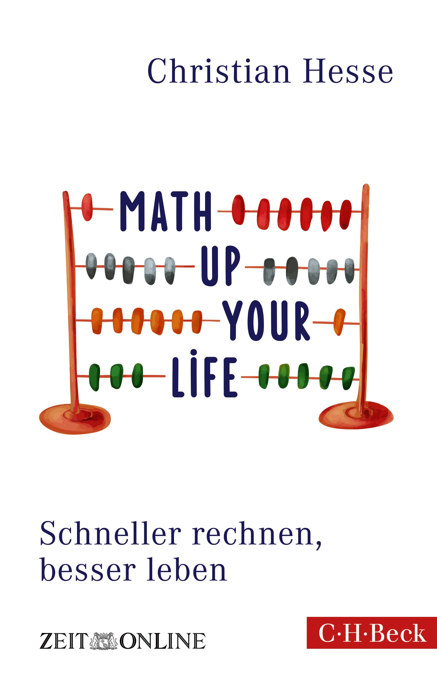 Cover des Buches 'Math up your Life!'