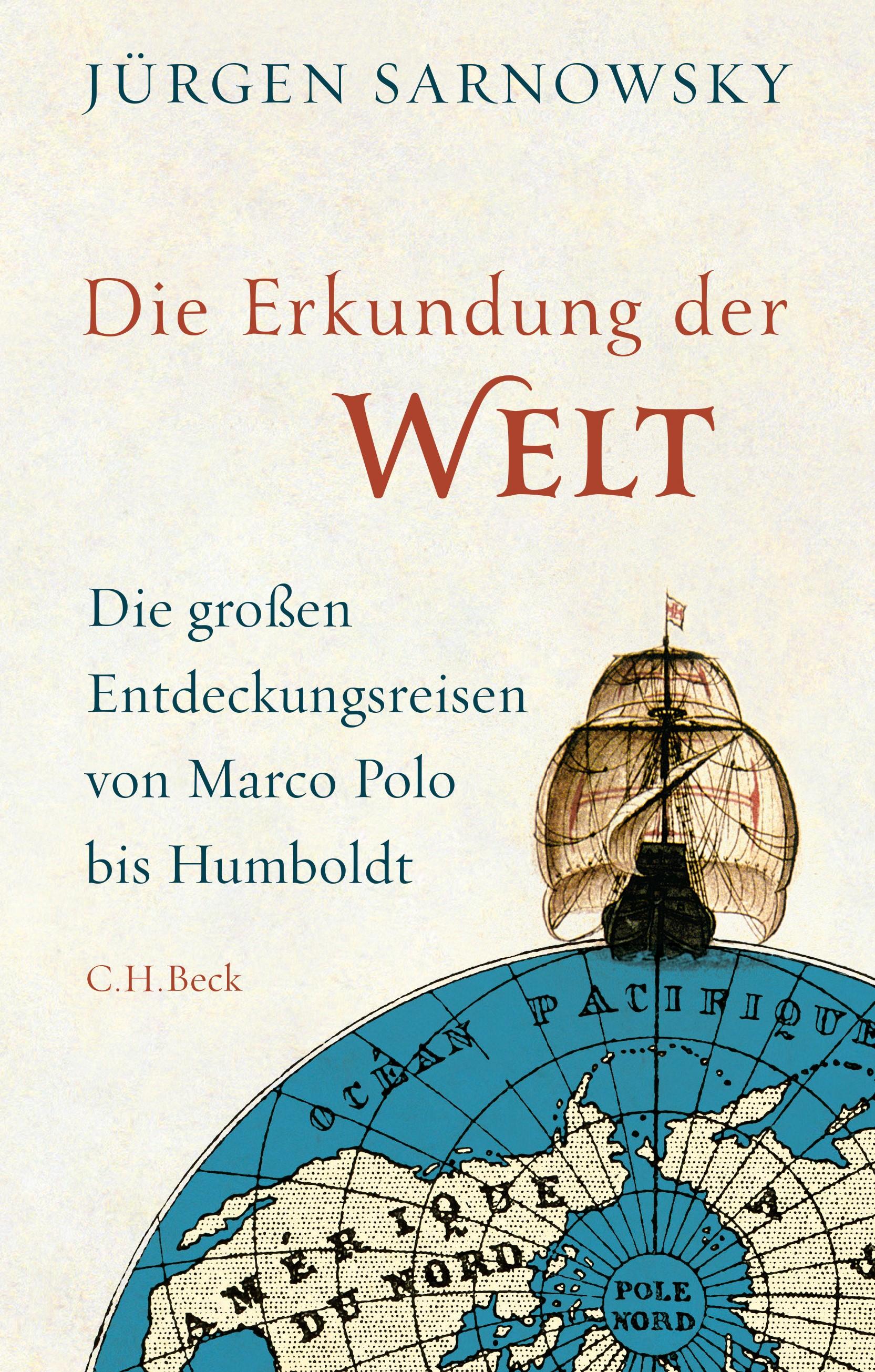 Cover des Buches 'Die Erkundung der Welt'