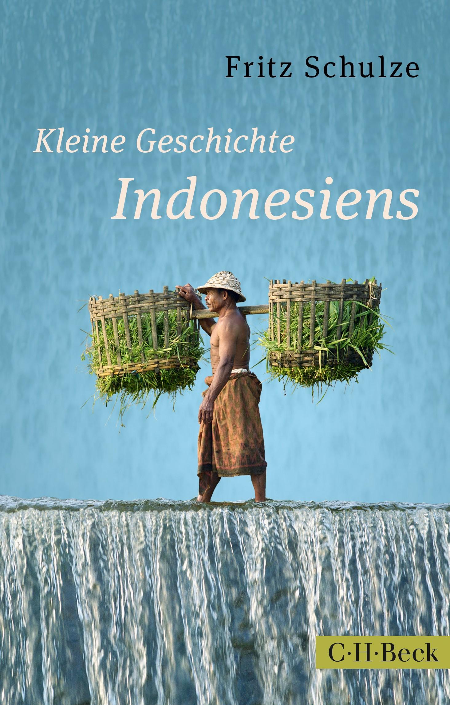 Cover des Buches 'Kleine Geschichte Indonesiens'