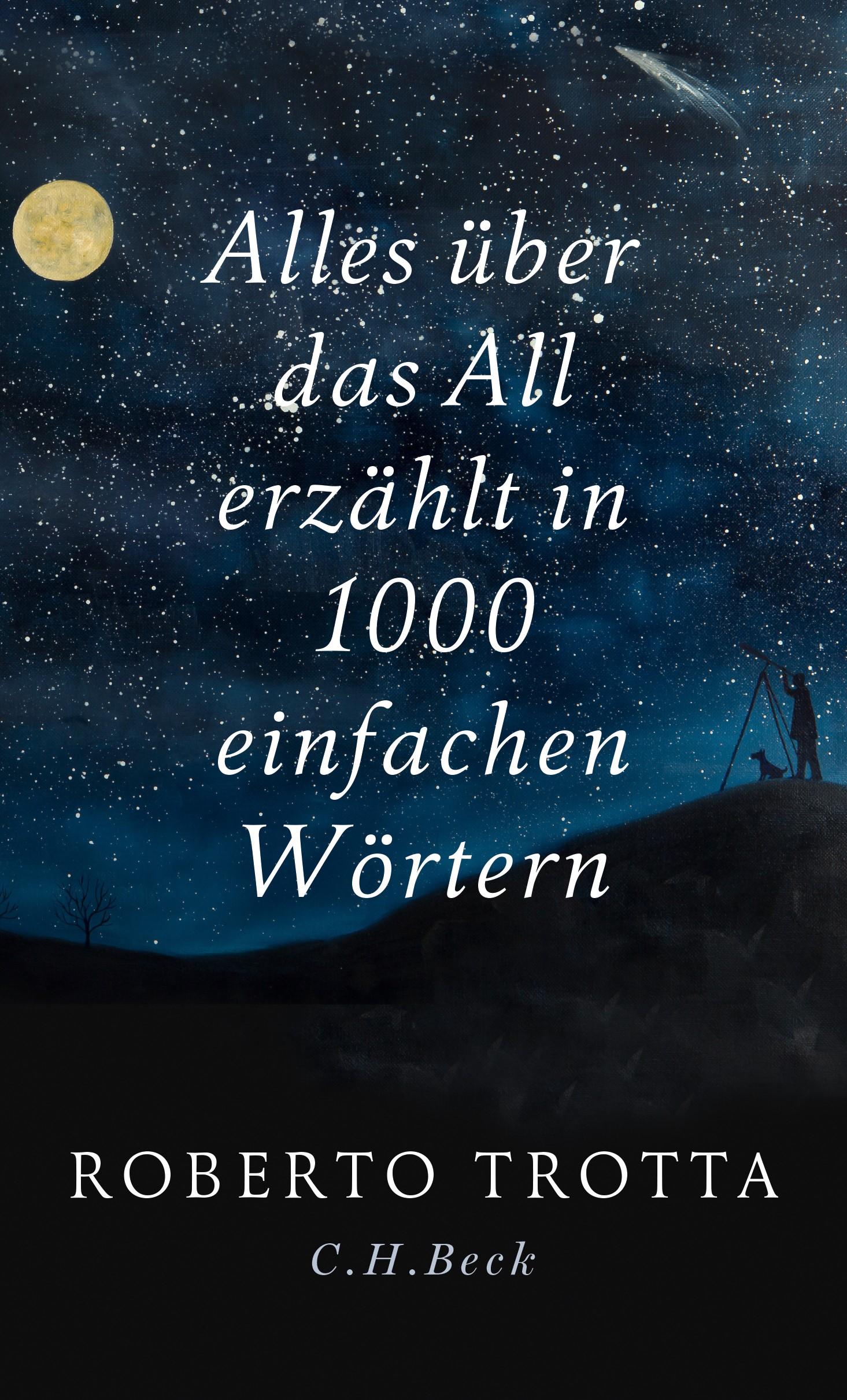Cover des Buches 'Alles über das All'