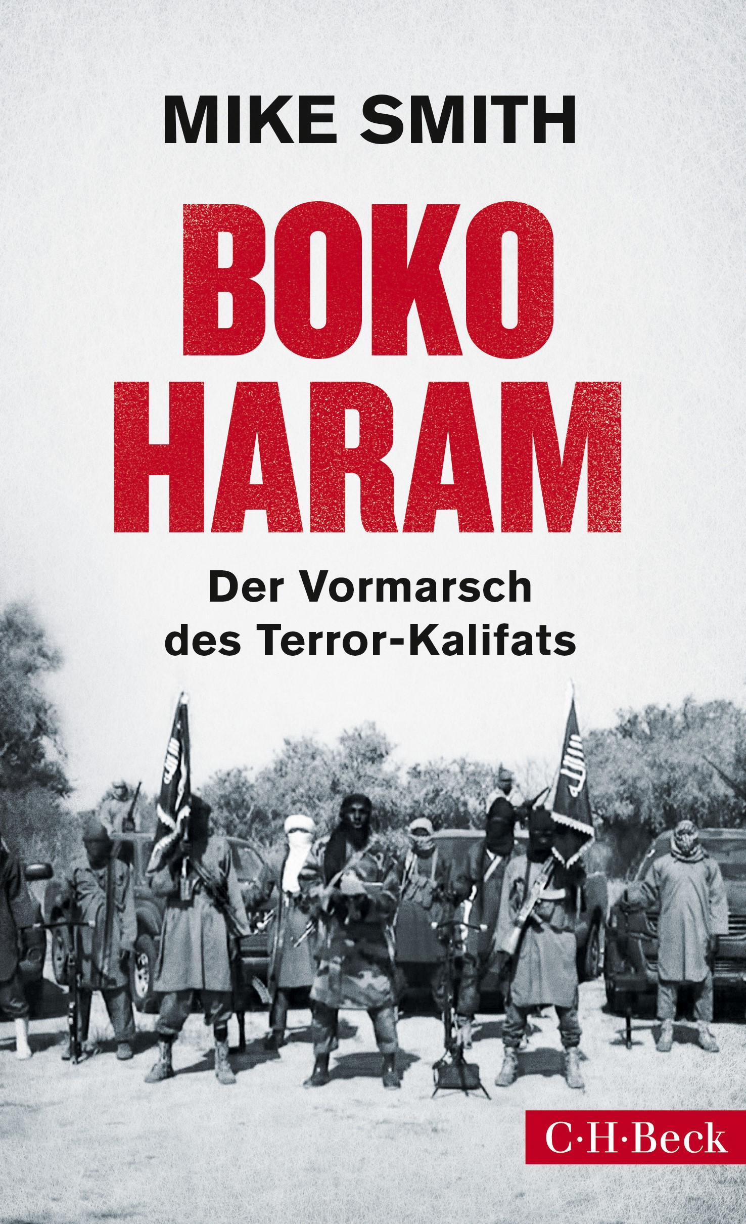 Cover des Buches 'Boko Haram'