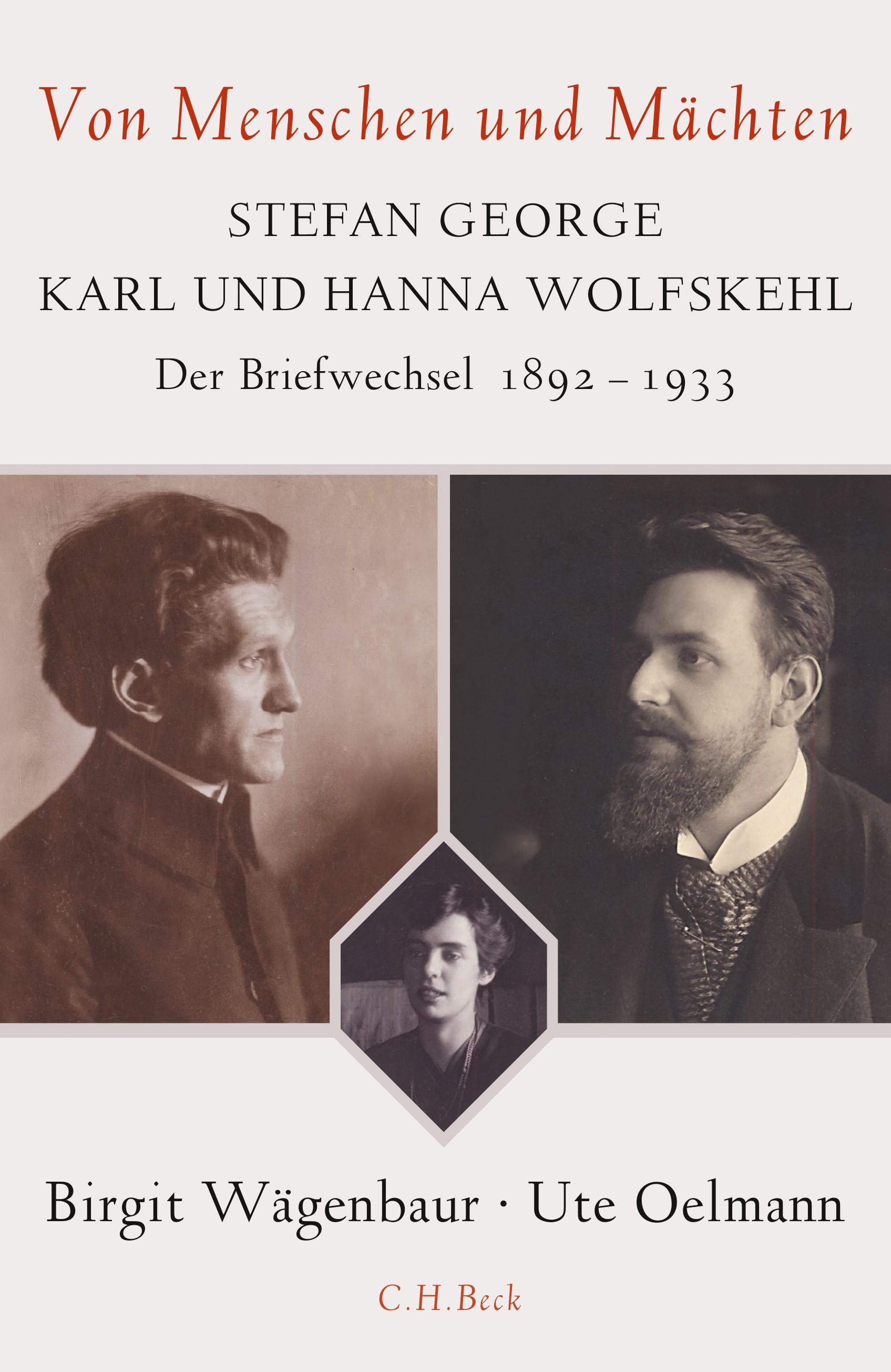 Cover des Buches 'Von Menschen und Mächten'