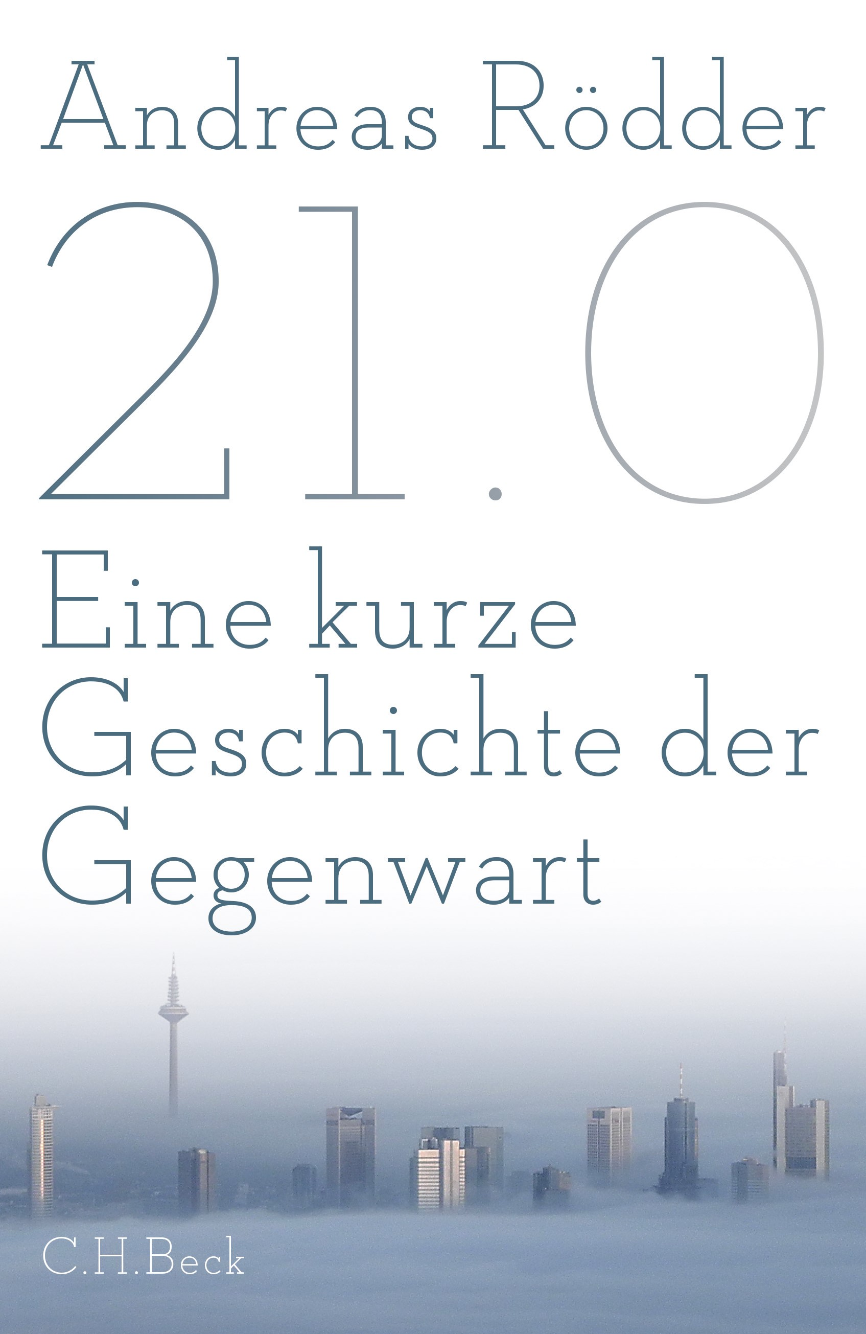 Cover des Buches '21.0'