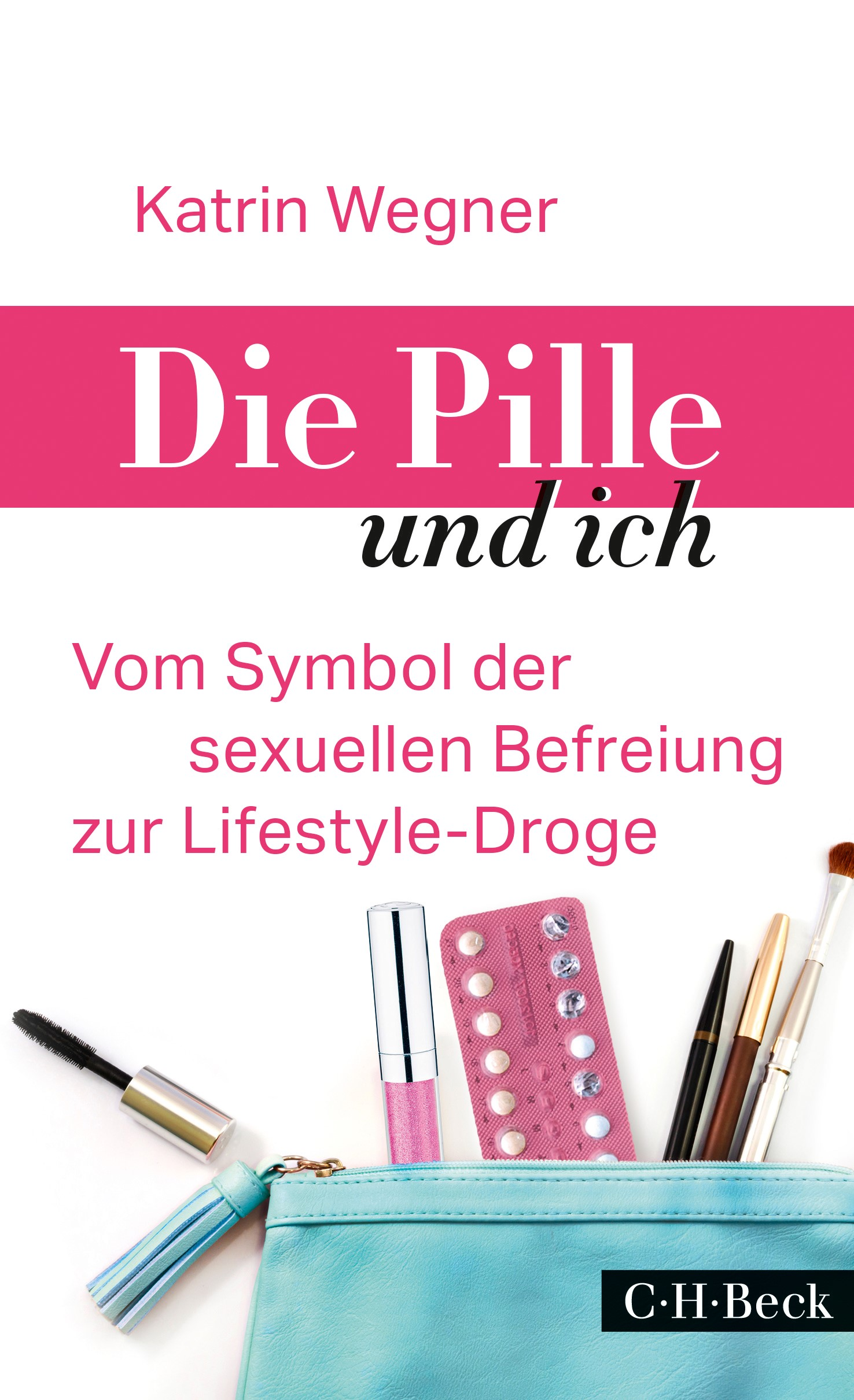 Cover des Buches 'Die Pille und ich'