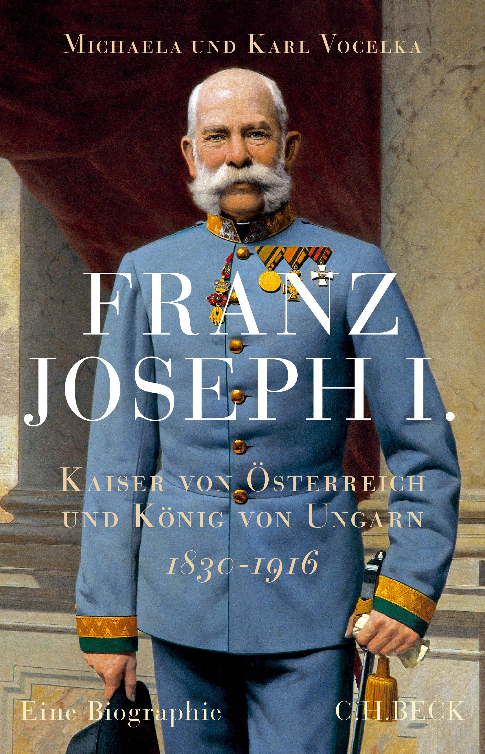 Cover des Buches 'Franz Joseph I.'