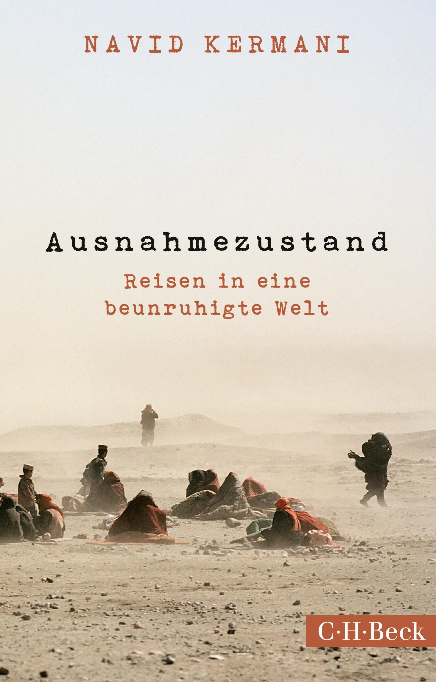 Cover des Buches 'Ausnahmezustand'