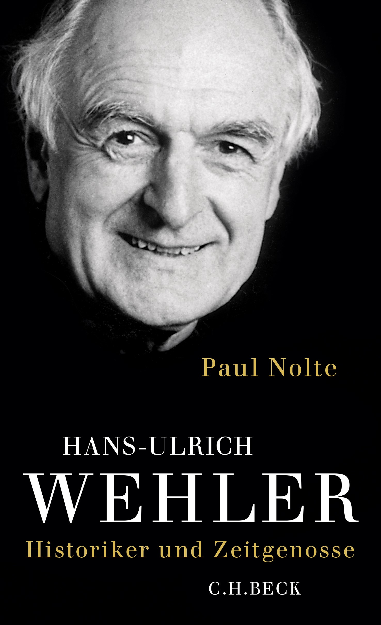 Cover des Buches 'Hans-Ulrich Wehler'