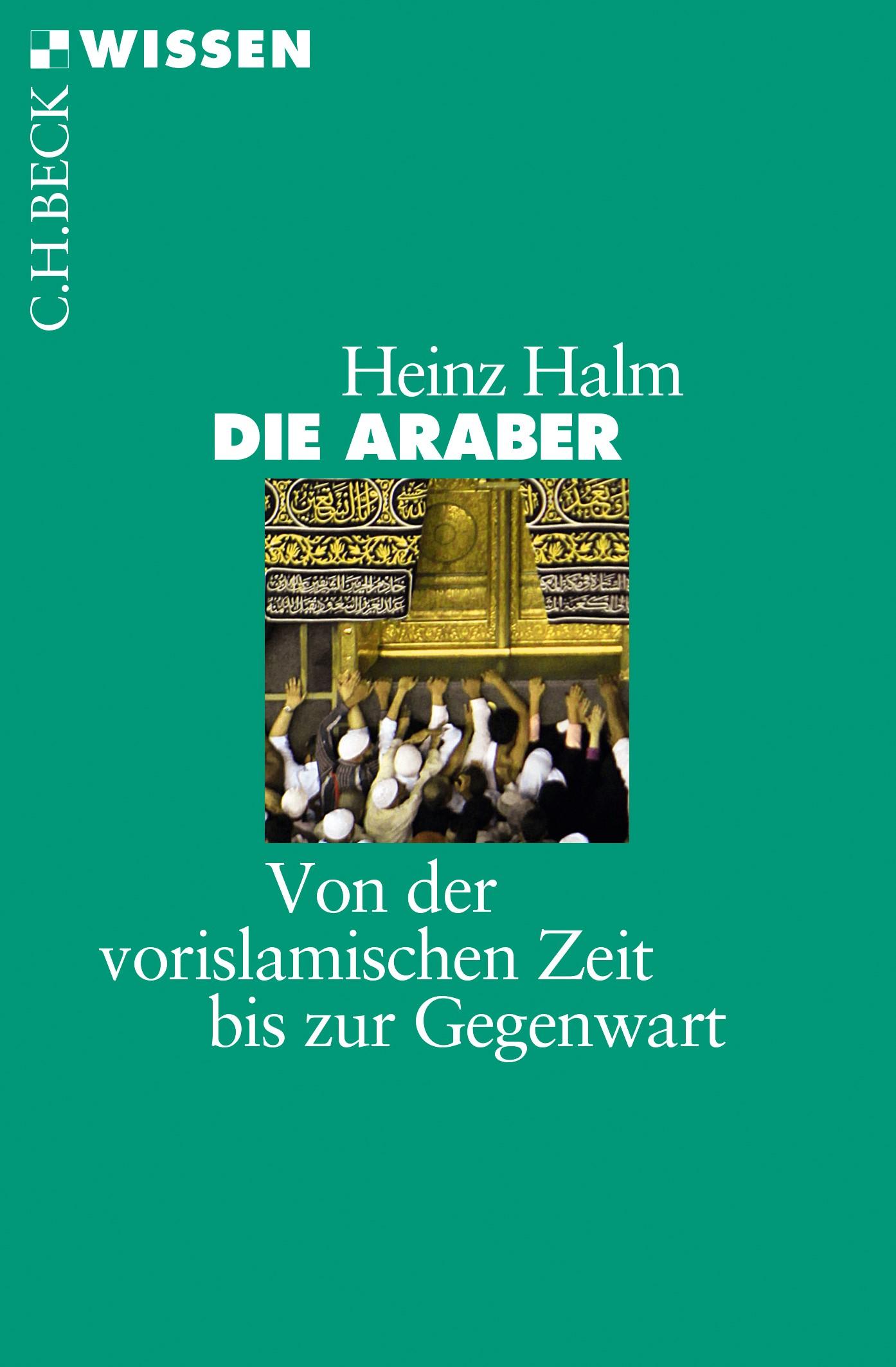 Cover des Buches 'Die Araber'