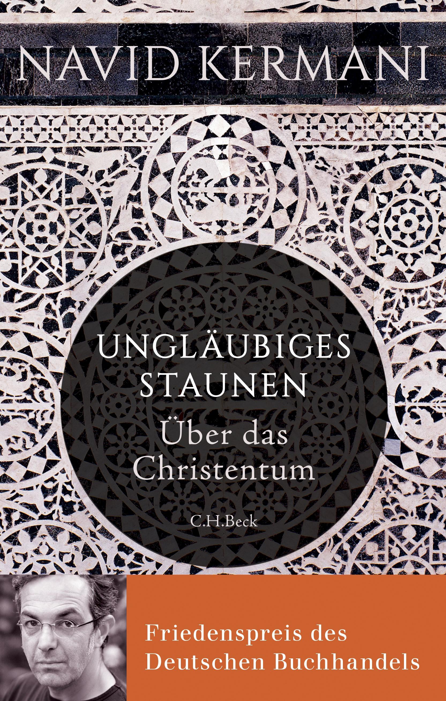 Cover des Buches 'Ungläubiges Staunen'