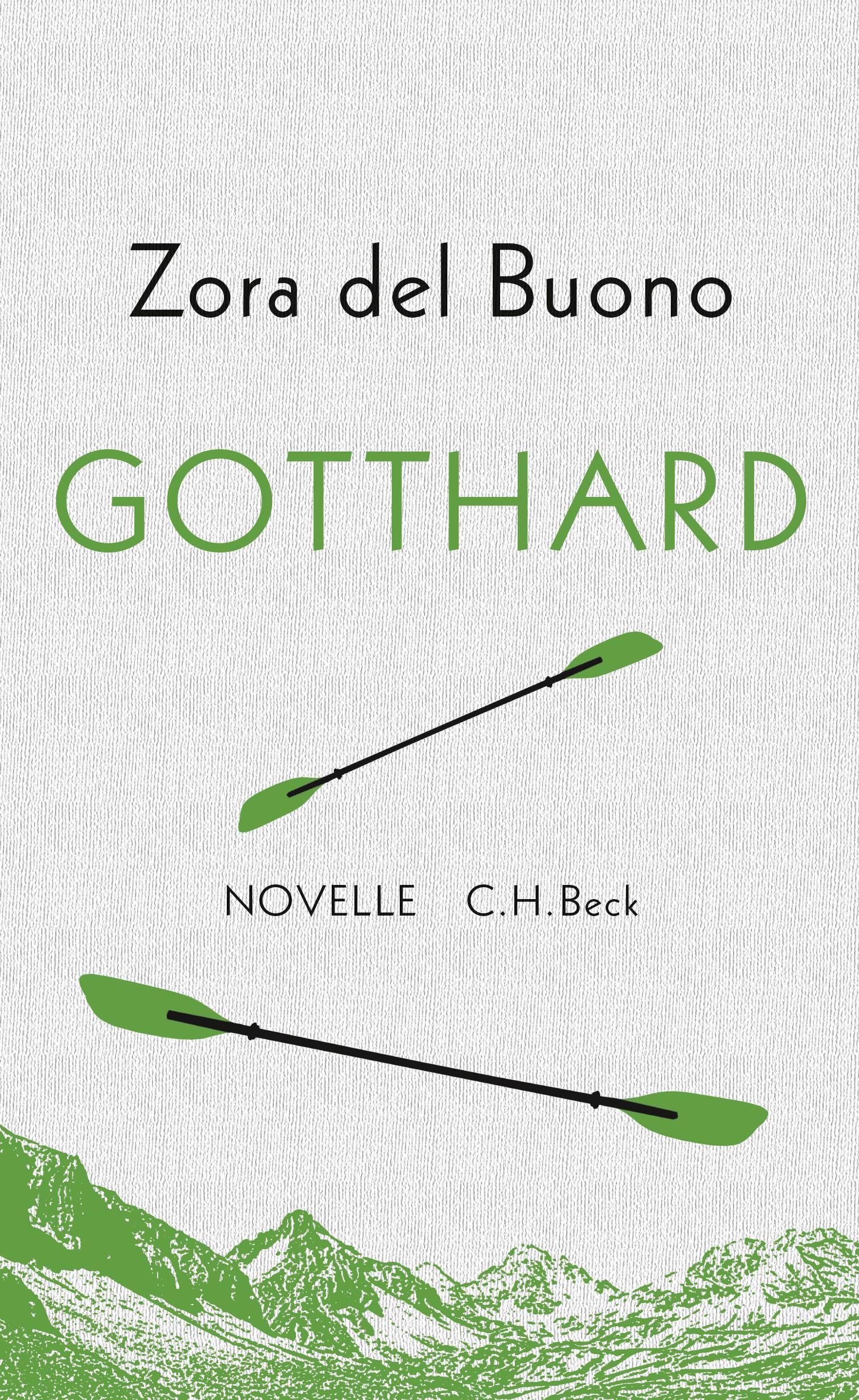 Cover des Buches 'Gotthard'
