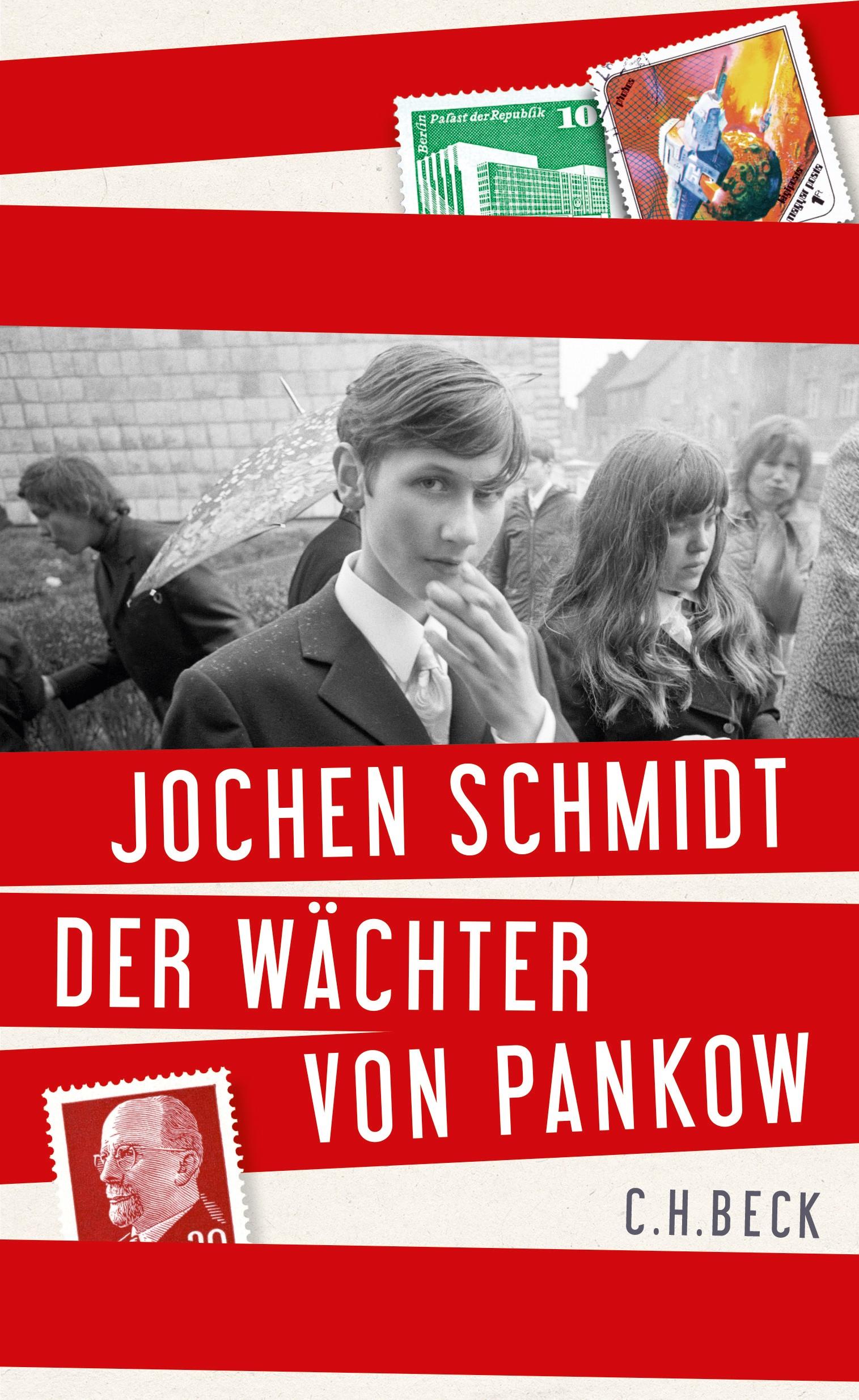 Cover des Buches 'Der Wächter von Pankow'