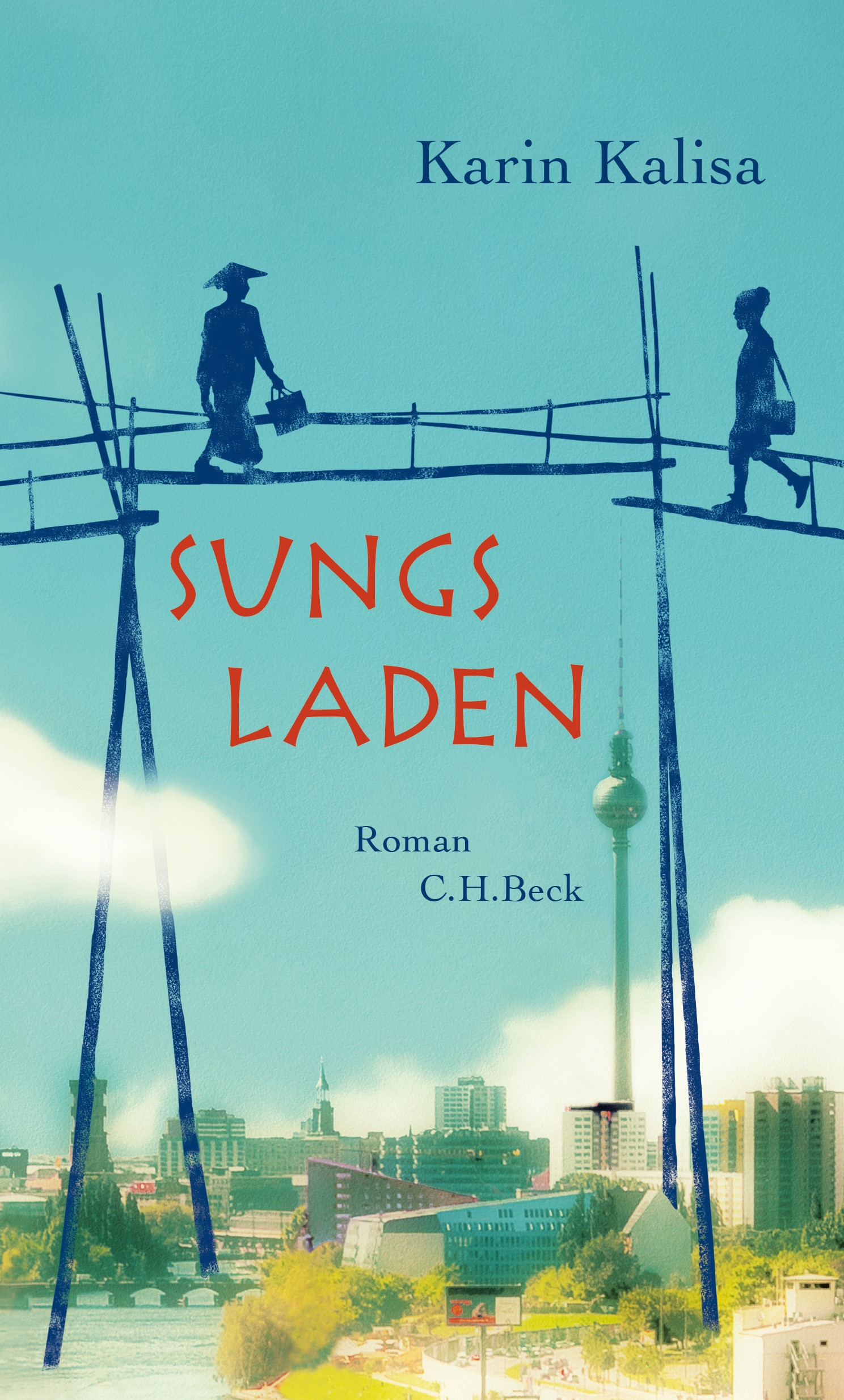 Cover des Buches 'Sungs Laden'