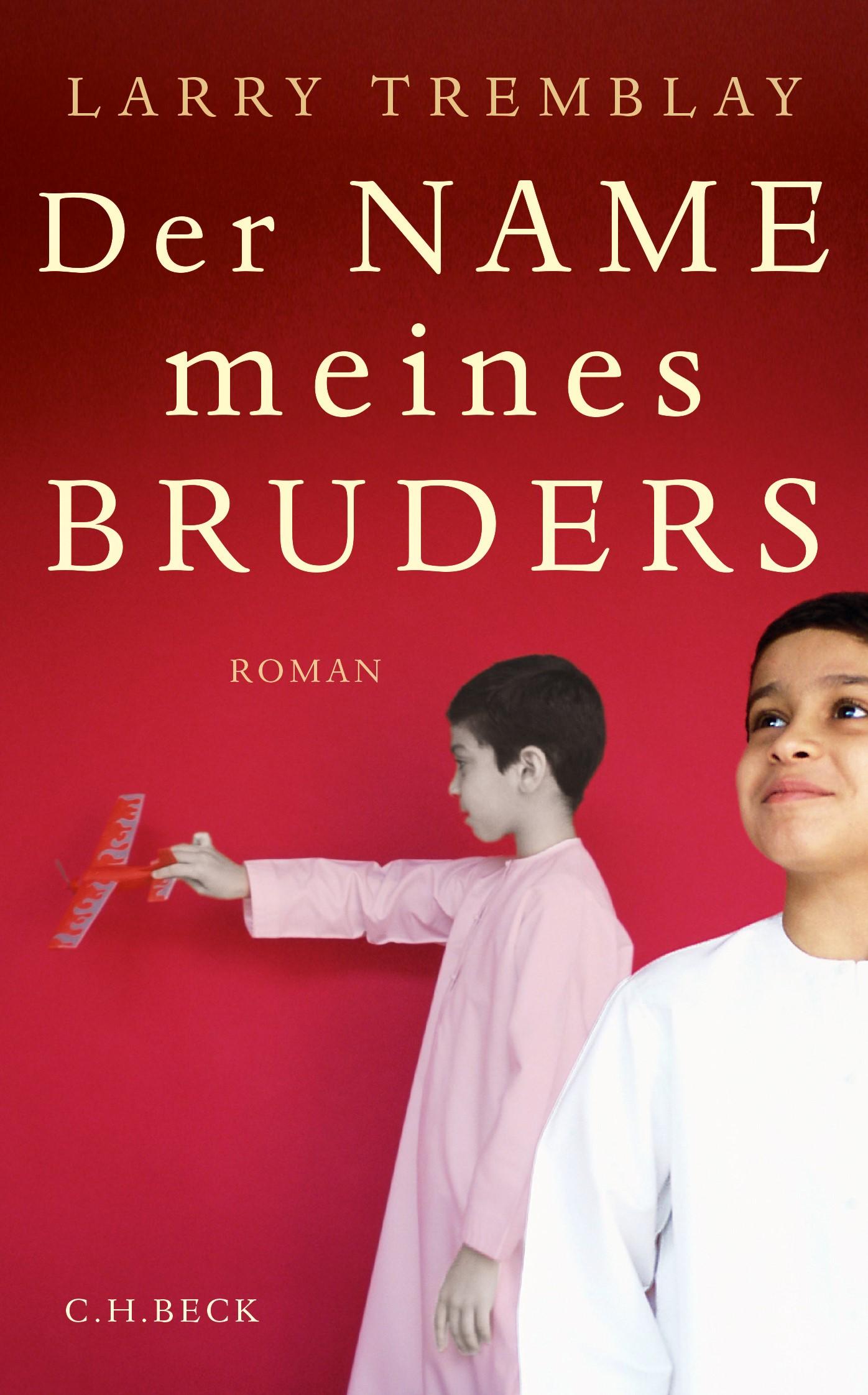 Cover des Buches 'Der Name meines Bruders'